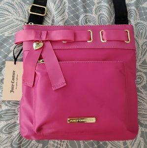 Juicy Couture Bow Peep crossbody bag
